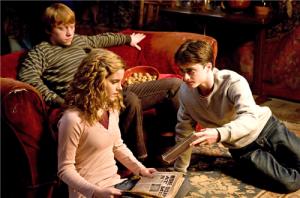 Gryffindor Trio