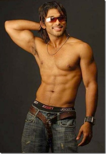 Allu Arjun - Indian Male Actor and Model