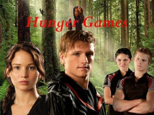 Hunger Games Altered Photo