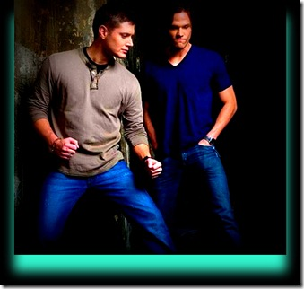 Dean and Sam Winchester3