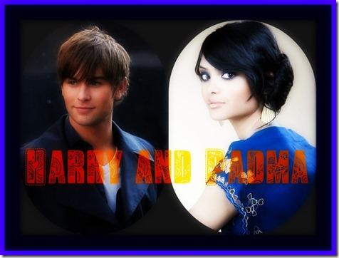 Harry and Padma