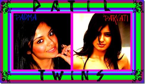 Padma and Parvati Patil1