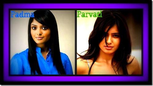 Padma and Parvati Patil