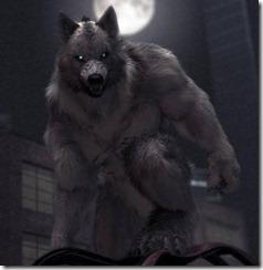Black Werewolf