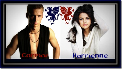 Cormac and Harrienne