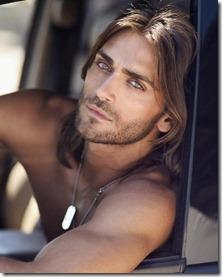 Theo Theodoris - Greek Male Model