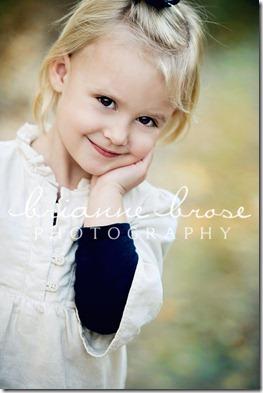 Little blond haired girl3