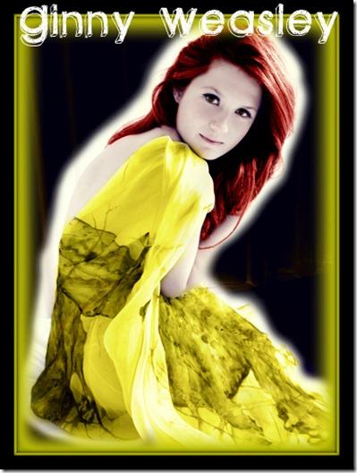 Bonnie Wright - Ginny Weasley4