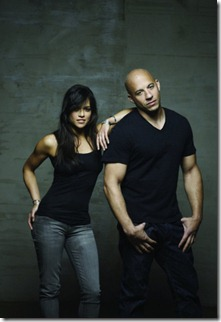 Vin Diesel and Michelle Rodriguez2