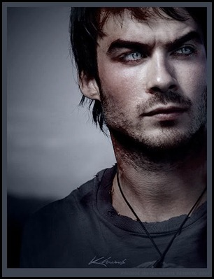 Ian Somerhalder - Damon Salvatore2
