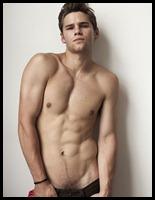 Caleb Halstead - Male Model1